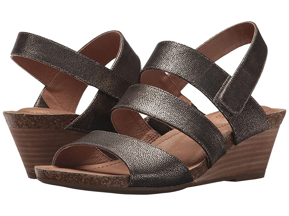 Me Too Tora (Champagne Goat Metallic) Women