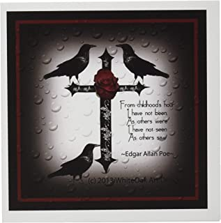 personalised gothic birthday cards