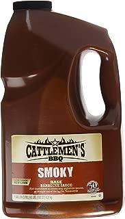 Cattlemen's Texas Smoky Base Barbecue Sauce, 152 Ounce