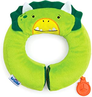 Trunki Dudley Yondi Dino Neck Rest, Green