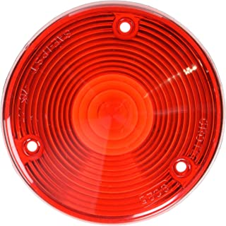 Grote 90252 Red Stop Tail Turn Replacement Lenses