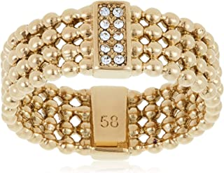 TOMMY HILFIGER WOMEN'S IONIC ROSE GOLD PLATED STEEL RINGS -2780099E