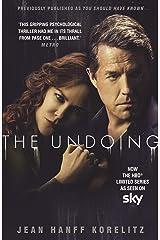 The Undoing Kindle Edition
