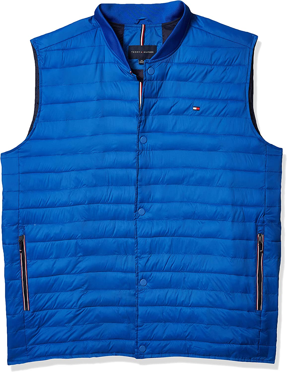 Tommy Hilfiger mens Tall Men's Insulator Quilted Vest