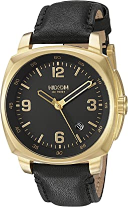 Nixon - Charger Leather