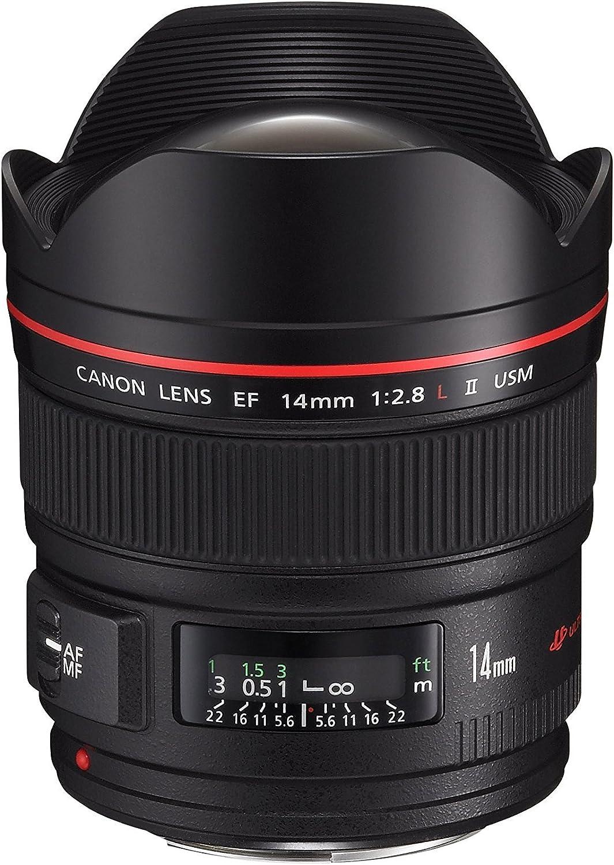 Canon Objektiv Ef 14mm F2 8l Usm Ii Ultra Weitwinkel Kamera
