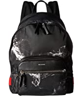 Neil Barrett - Liquid Ink Classic Backpack