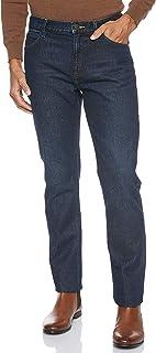 Lee Morton Straight Jeans for Men - Buck Dark, Size (Manufacturer Size:31)