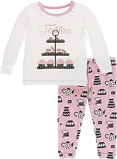 5864410cc Amazon.com  Pinks - Pajama Sets   Sleepwear   Robes  Clothing