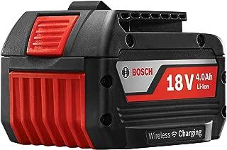 Best bosch 18v wireless charging battery Reviews