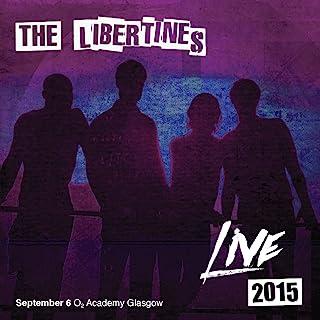 Live at O2 Academy Glasgow, 2015