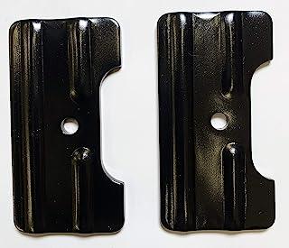 DIA-COMPE - Aluminum Plate - リアブレーキ取付プレート - Black