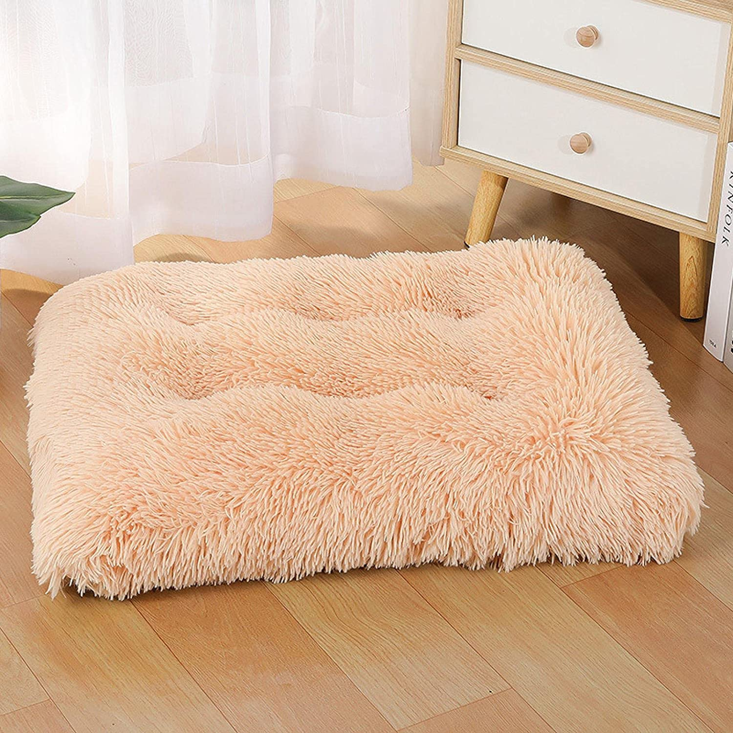 Square Special price for a limited time Cat Bed Cats Dog Mat sold out DogSleeping Ne Puppy Winter Warm