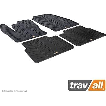 Travall Fußmatten Gummifußmatten passend für Ford Transit Connect 2013-jetzt