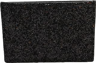 Kate Spade New York Graham Greta Court Wallet Business Credit Card Case Glitter Black