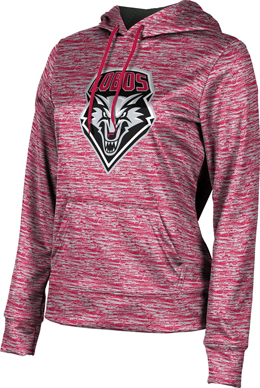 University of New Mexico Girls' Pullover Hoodie, School Spirit Sweatshirt (Brushed)