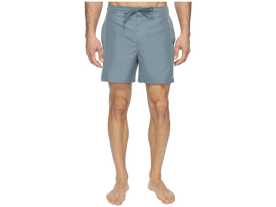 Nike Core 5.5 Boardshorts (Blue Graphite) Men