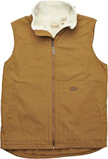 Backpacker Men's Canvas Vest