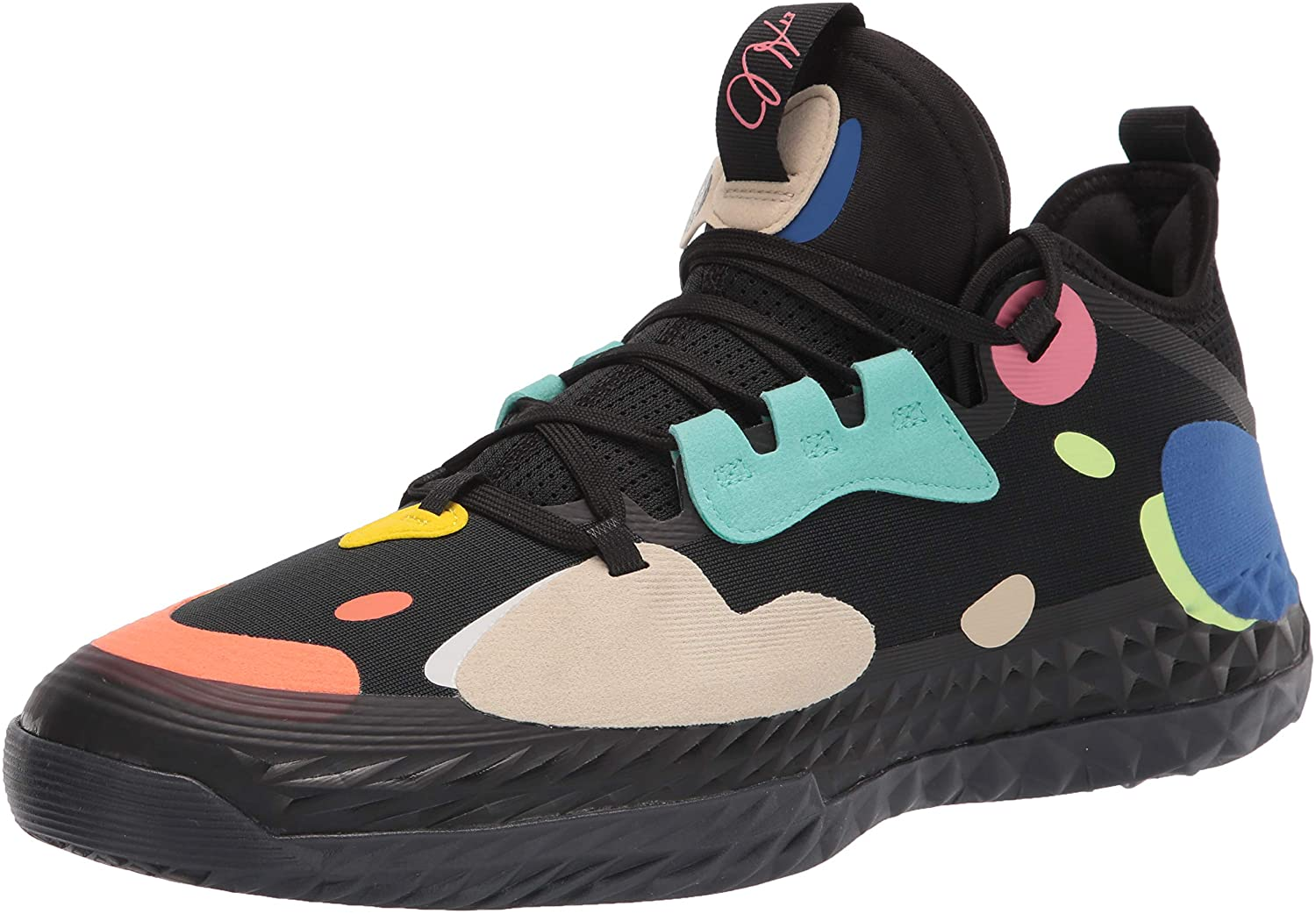adidas Unisex-Adult Harden Volume Directly Inventory cleanup selling sale managed store Basketball 5 Shoe