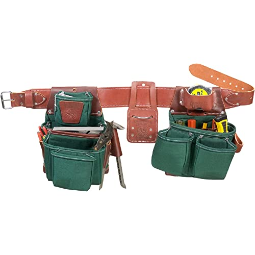 50b8a9b2b Occidental Leather 8089 M OxyLights 7 Bag Framer Set