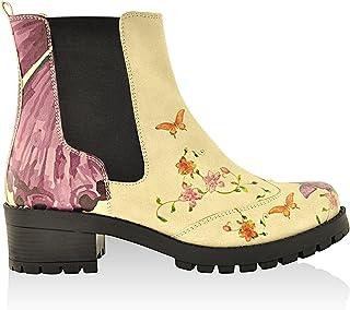 barato y de alta calidad Flowers Short botas botas botas LAS103  comprar ahora