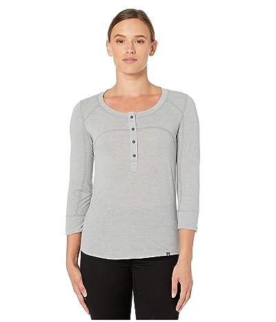 Marmot Kerr 3/4 Sleeve Shirt (Grey Storm) Women