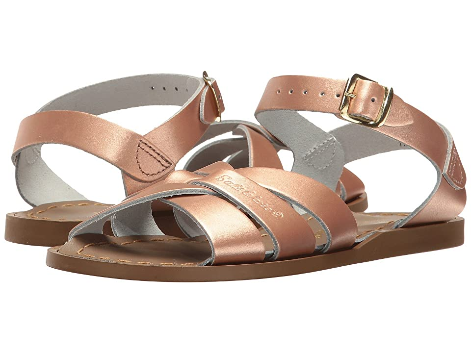 Salt Water Sandal by Hoy Shoes The Original Sandal (Toddler/Little Kid) (Rose Gold) Girls Shoes