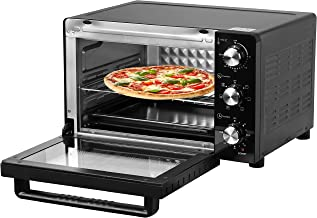 Mini four 38 litres | Four à chaleur tournante | Four à pizza | Mini four autoportant | Mini four | Four à chaleur tournan...
