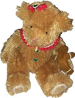 Douglas The Cuddle Toy Gingerbread Bear