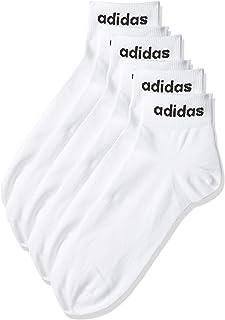 Kit meias adidas cano baixo CF3386