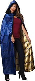 Adult Batman V Superman: Deluxe Wonder Woman Cape Costume
