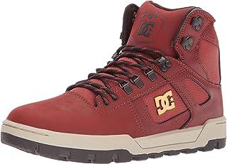 DC Men's Spartan High WR Boot Skate Shoe