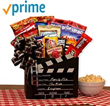 Family Flix Movie Night Gift Box with Red Box Gift Card
