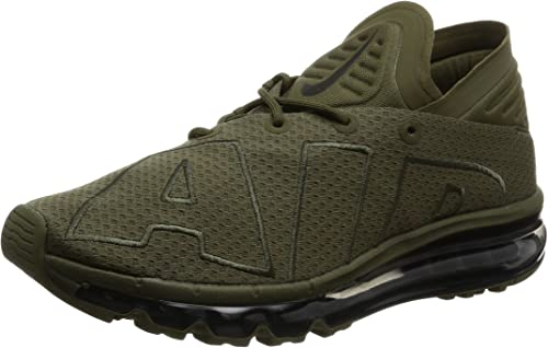Nike Herren Air Max Flair Medium Oliv Turnschuhe 942236 200