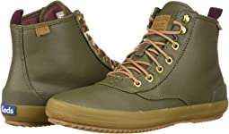 Scout Boot Splash Canvas Wax