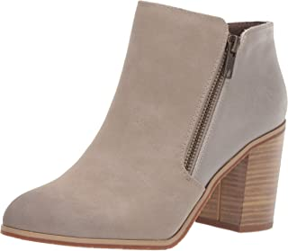 BC Footwear Women's Quite Simple Ankle Boot, Taupe, 9.0 Medium US
