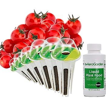 AeroGarden Red Heirloom Cherry Tomato Seed Kit (6-pod)