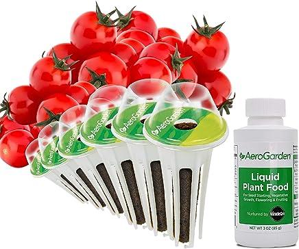 AeroGarden Red Heirloom Cherry Tomato kid for Harvest & Classic 6 Models