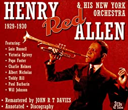Henry Red Allen & His New York Orchestra