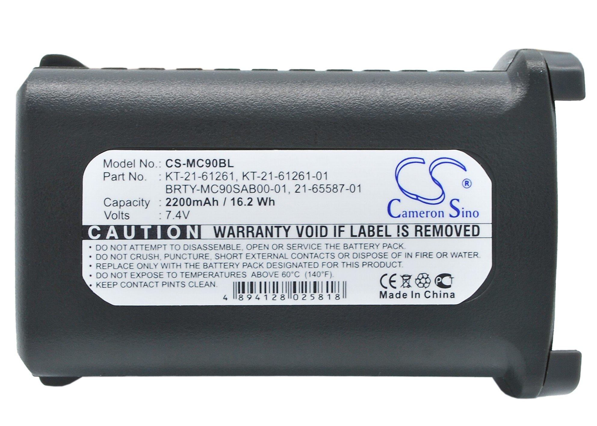 Bateria Para Symbol MC9190-K MC920 MC9200-G MC9200-K RD5000