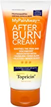 Topricin AfterBurn Cream Fast Acting After Burn Lotion for Sunburn & Other Burns