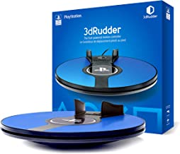 3dRudder Playstation VR - Foot-Powered Motion Controller - Playstation 4, PS VR - Playstation Official Licensed Product