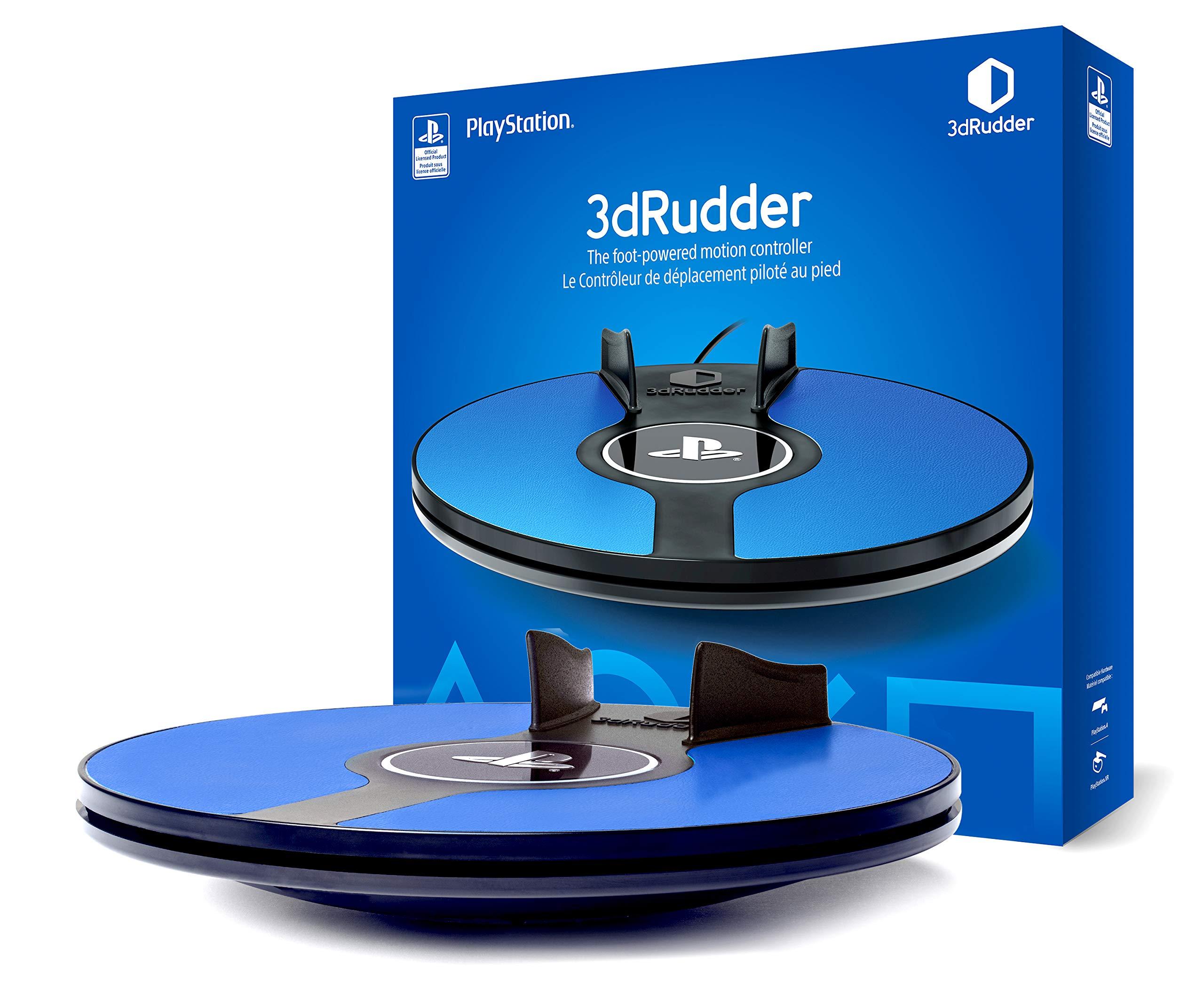 3dRudder for Playstation VR - Foot Motion Controller - Playstation VR - PSVR - Playstation Official Licensed Product
