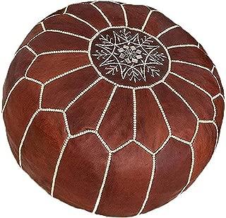 round footstool ottoman