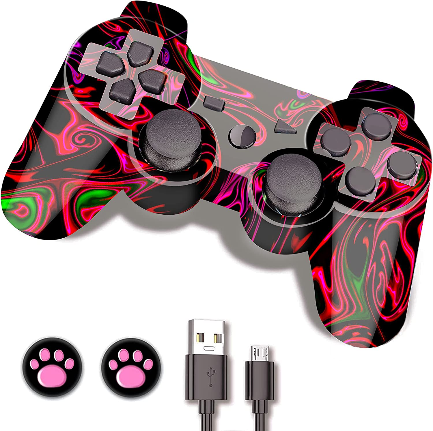 PS3 Cash special price Controller In a popularity Wireless Controlle CFORWARD Remote