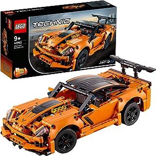 LEGO 42093 Chevrolet Corvette ZR1 Bil, Flerfärgad