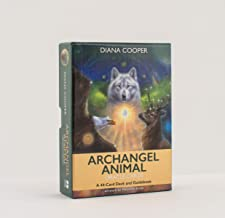Archangel Animal Oracle Cards: A 44-Card Deck and Guidebook