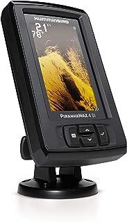 Humminbird 410160-1 PIRANHAMAX 4.3 DI Fish Finder with Down Imaging