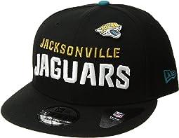 Jacksonville Jaguars Pinned Snap