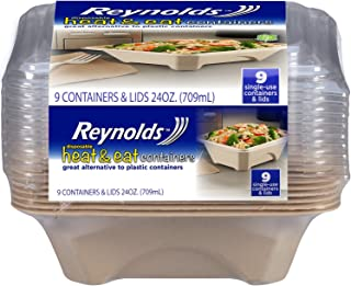reynolds heat and eat containers